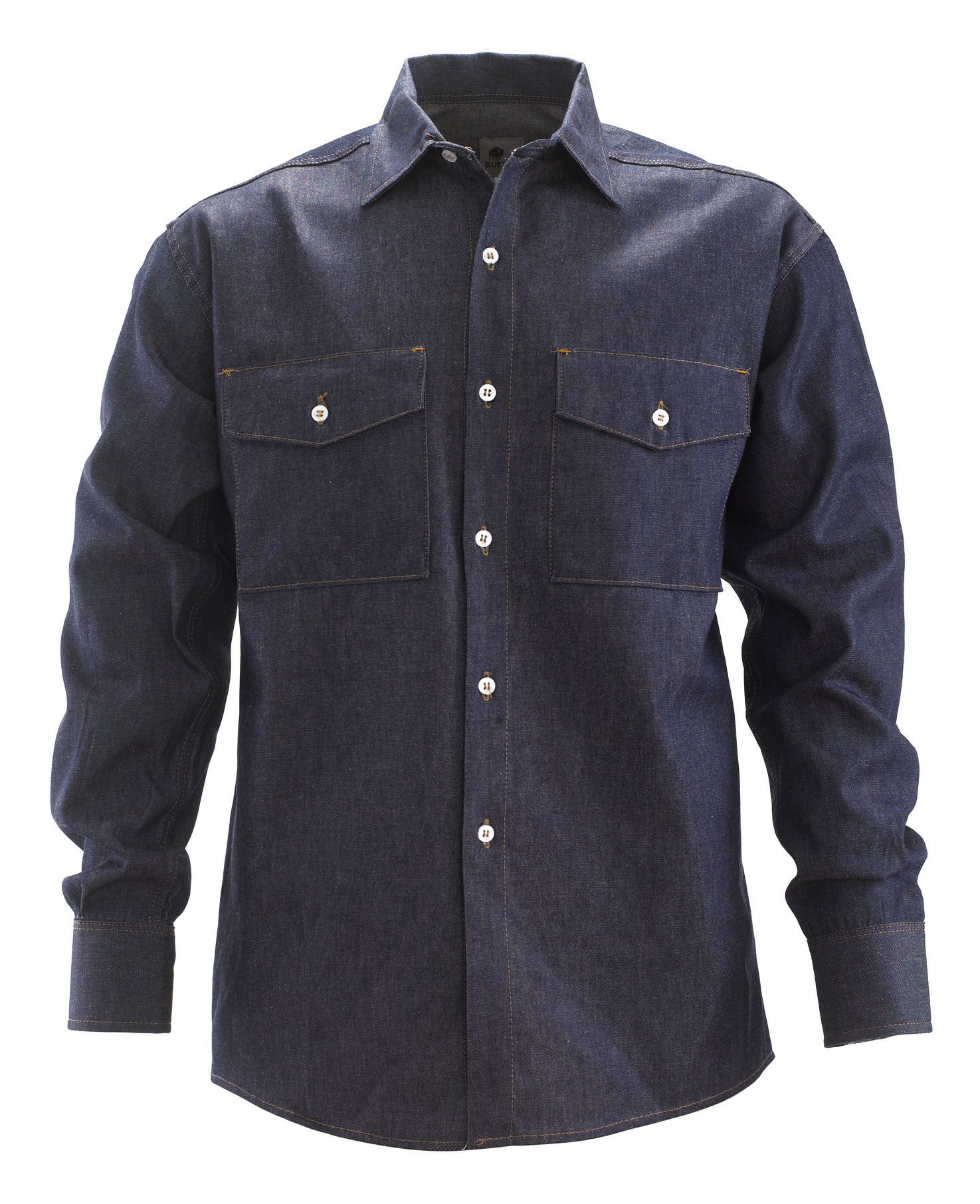 Camisa de jean BUFFALO