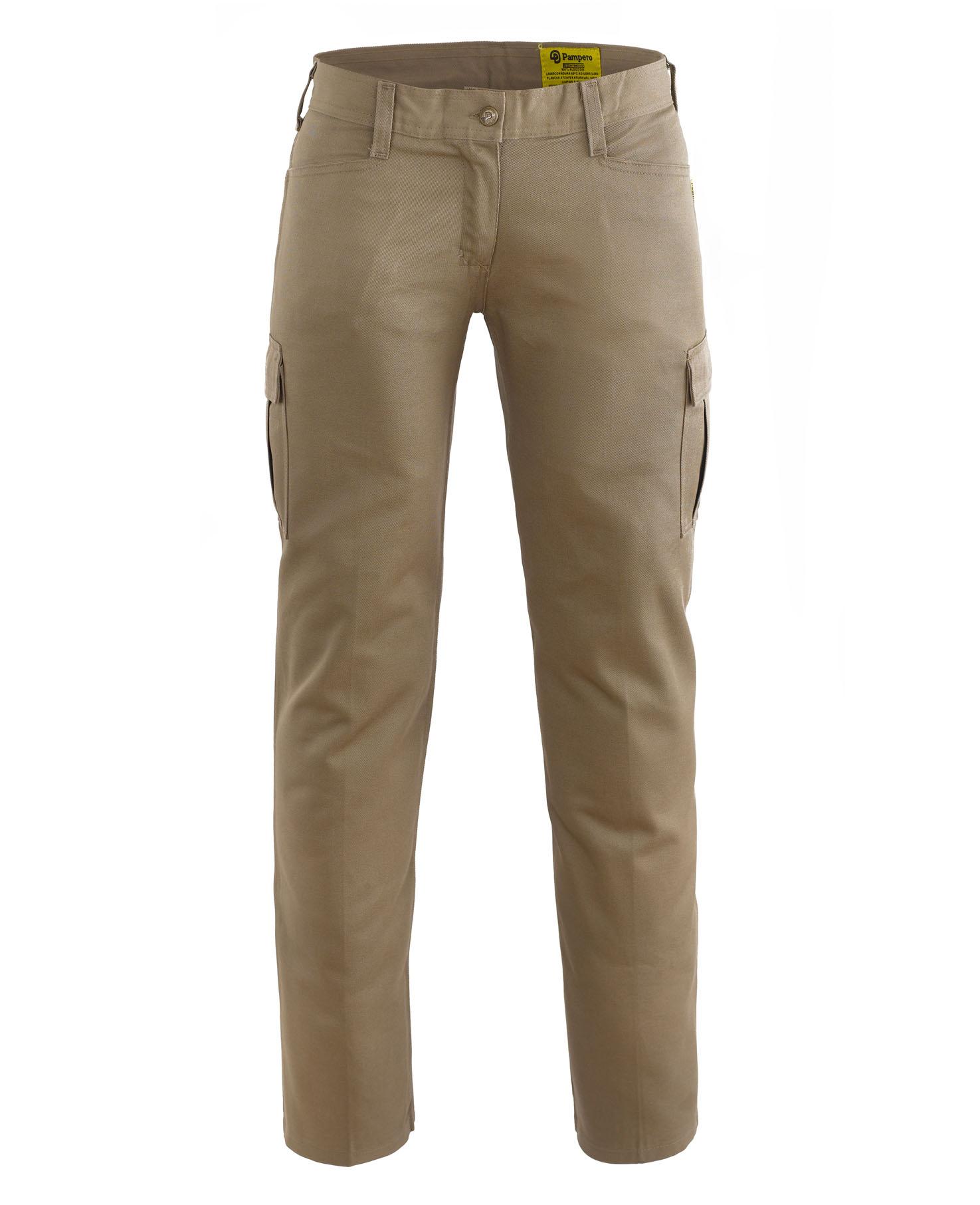Pantalon cargo dama PAMPERO